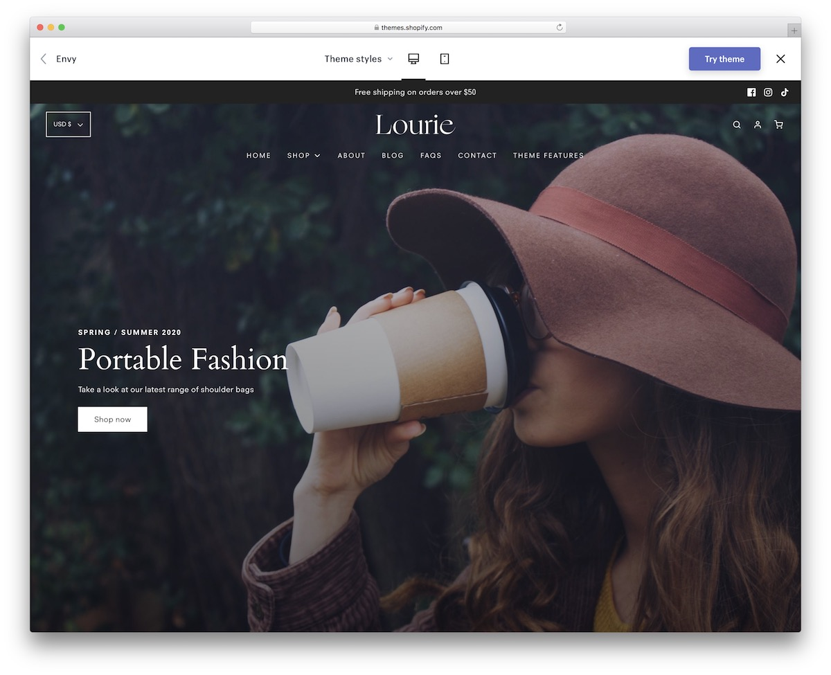 16 Flexible Shopify Subscription Themes 2020