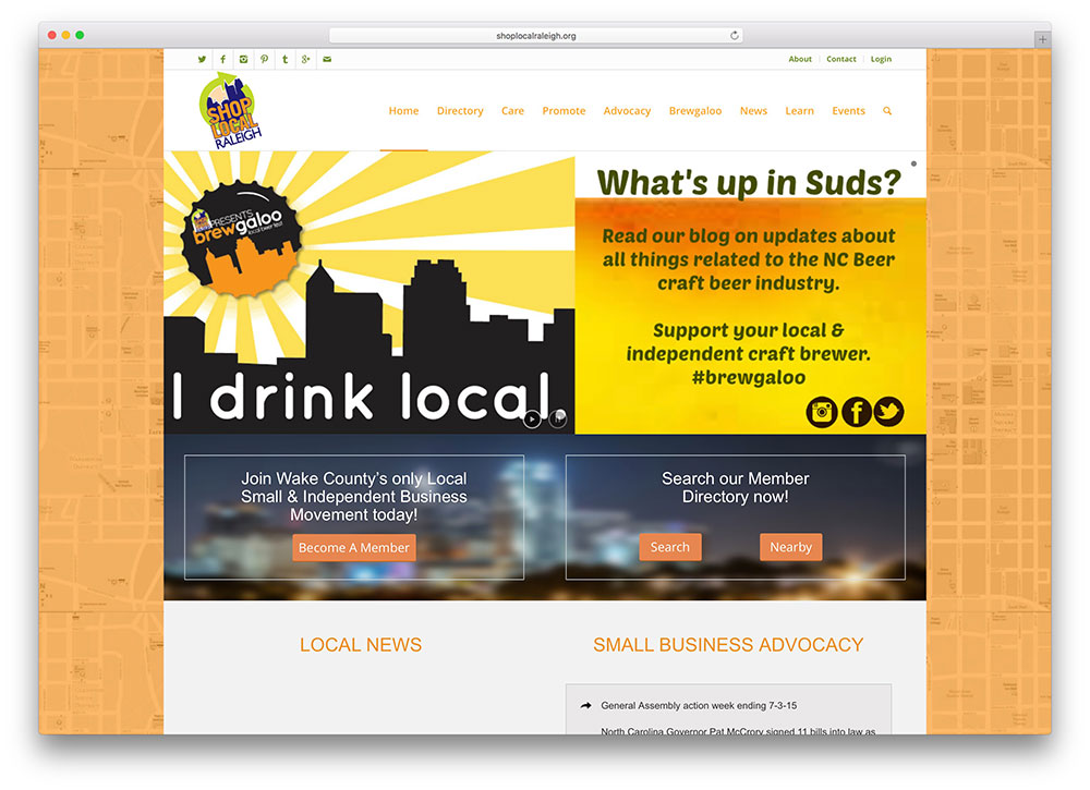 shoplocalraleigh-local-store-using-enfold-theme