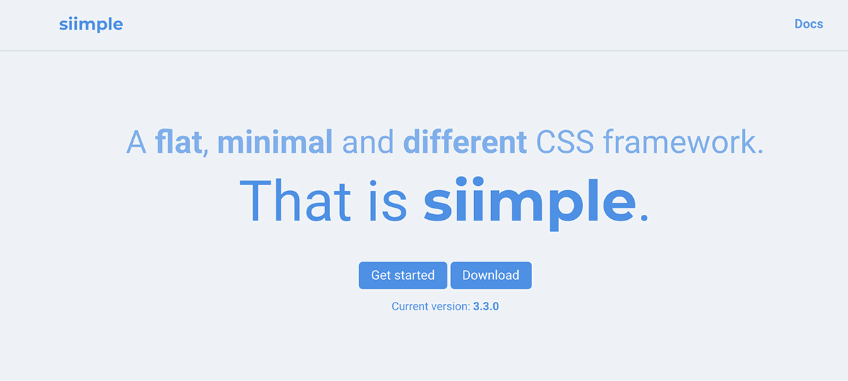Top 21 Best Free CSS3 Frameworks for Web Development 2019