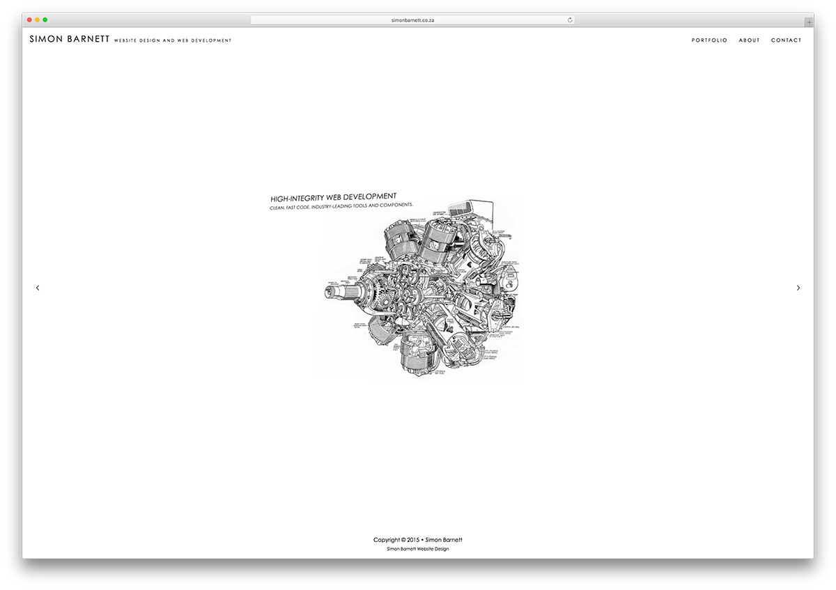 simonbarnett-light-fullscreen-site-example-with-vc