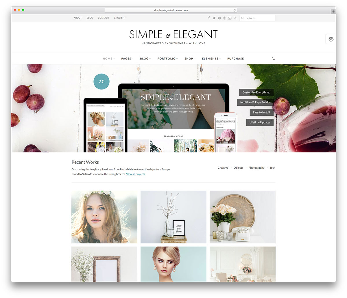 simple-elegant-feminine-wordpress-landing-page