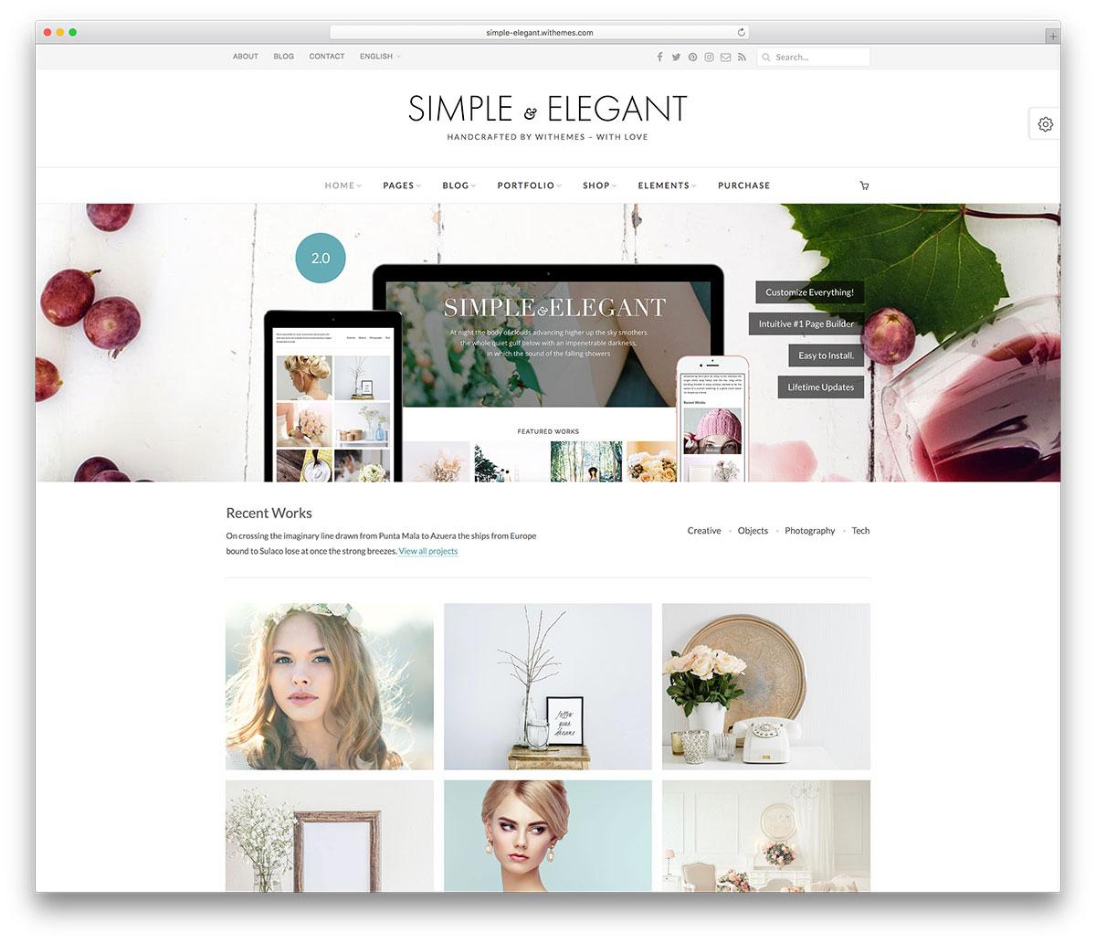 simple-elegant-feminine-wordpress-landing-page