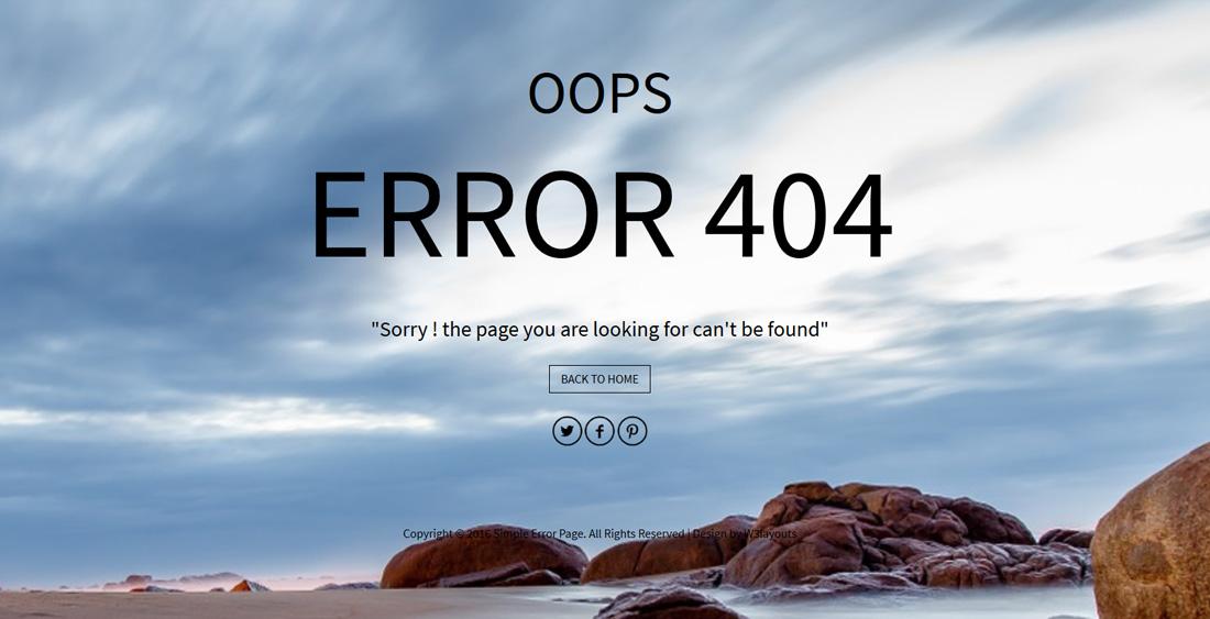 simple-error-page-free-404-error-page-templates