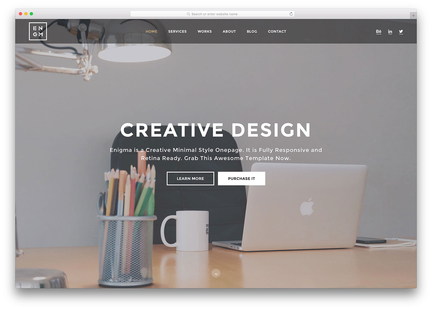 29 Simple Website Templates (HTML & WordPress) 2019 - Colorlib