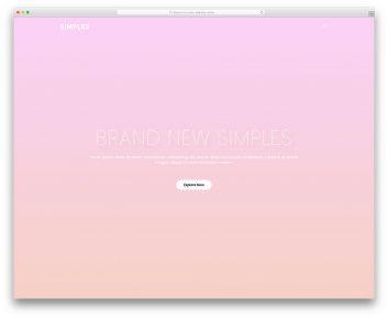 Best Free Girly Website Templates 2020 Colorlib