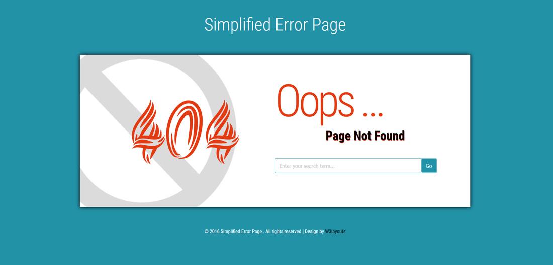simplified-error-page-free-404-error-page-templates