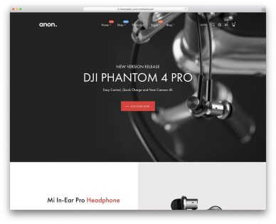 Single Product Shopify Themes