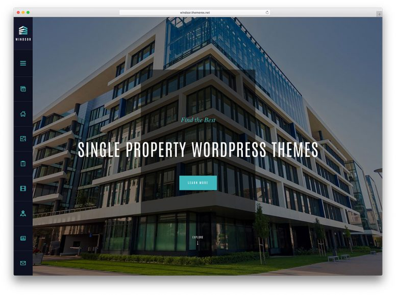15 Single Property Real Estate WordPress Themes 2017