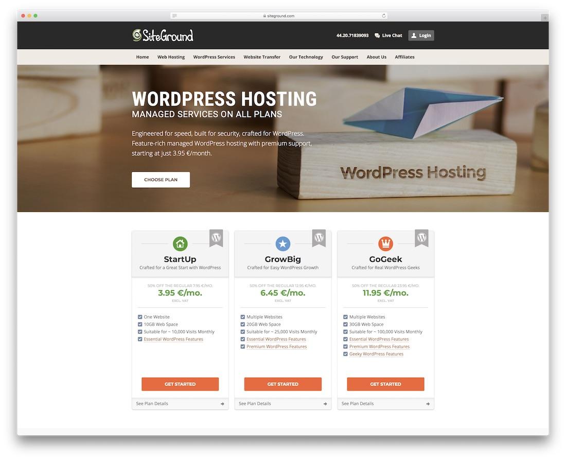 Hosting for sites 59
