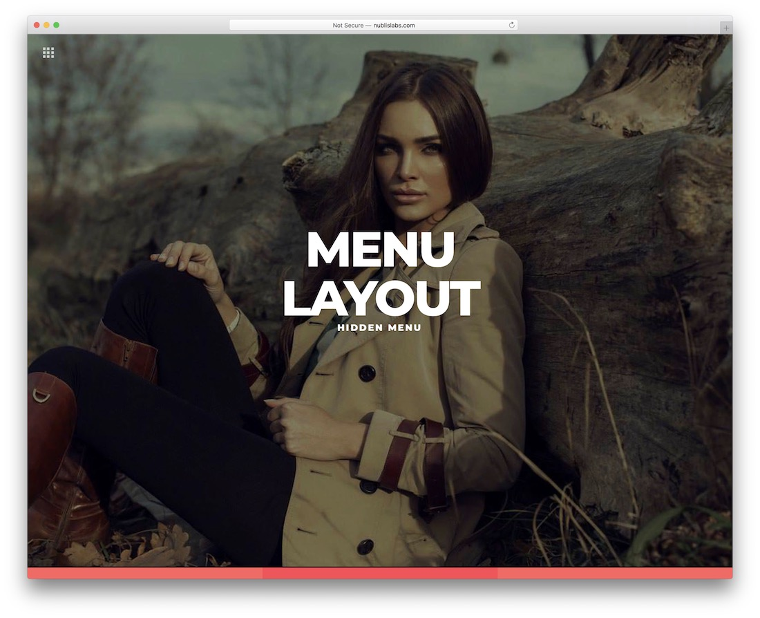 siven creative adobe muse template