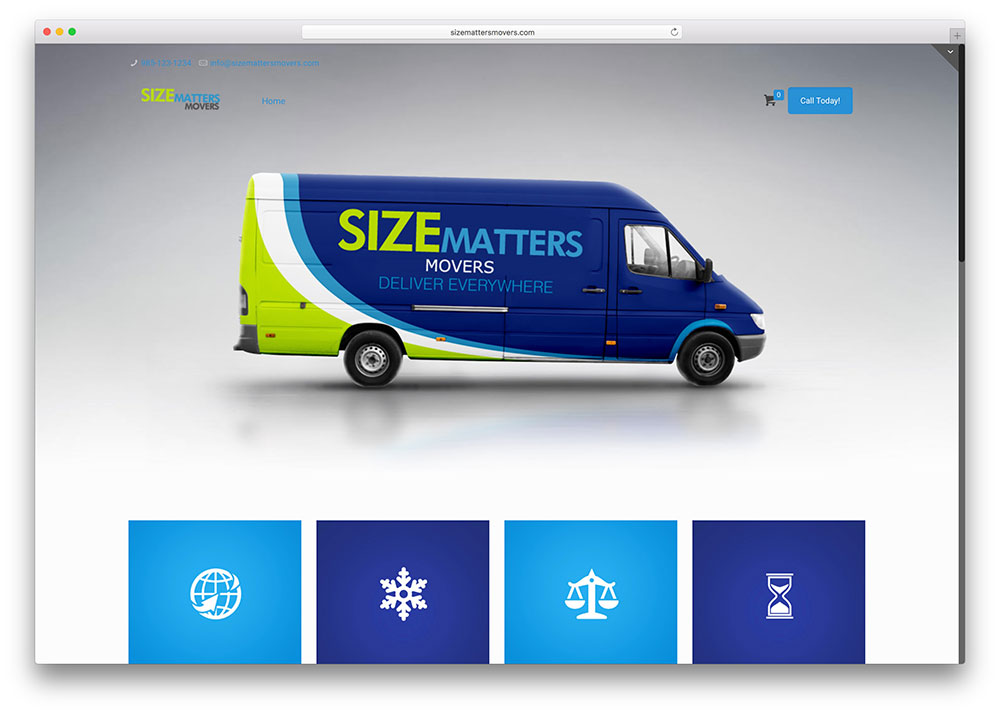 sizemattersmovers-moving-company-website-example