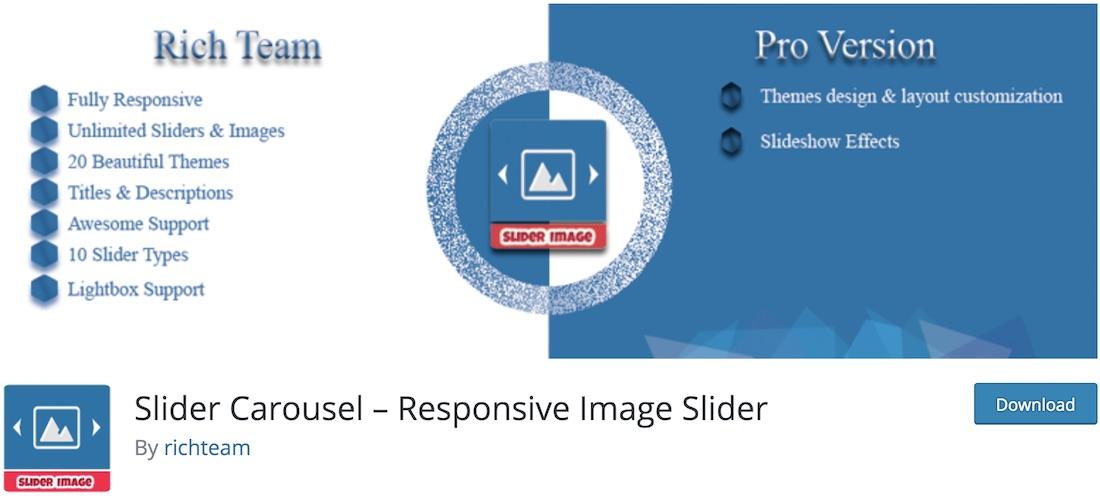22 Best Free WordPress Slider Plugins 2019 - Colorlib