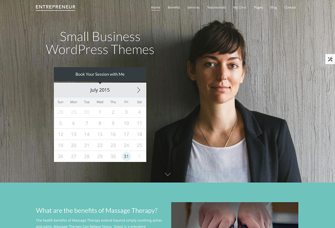 36 best small business wordpress themes 2018 colorlib 36 best small business startup wordpress themes for any business type 2018 accmission Images