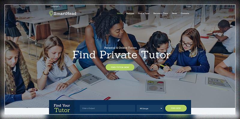 SmartHead | Tutoring Service & Online School