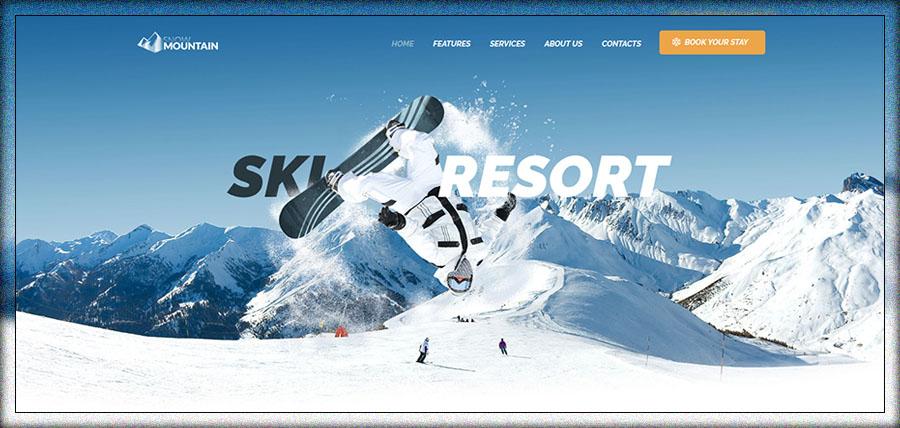 Snow Mountain | Ski Resort & Snowboard School