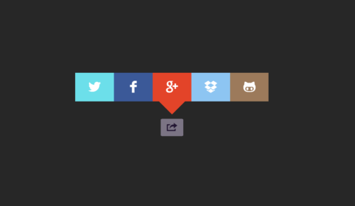 Social Sharing Button Widgets