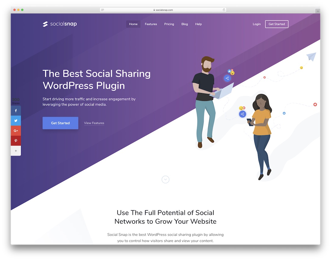 25 Most Popular Free Social Sharing Plugins For WordPress 2019
