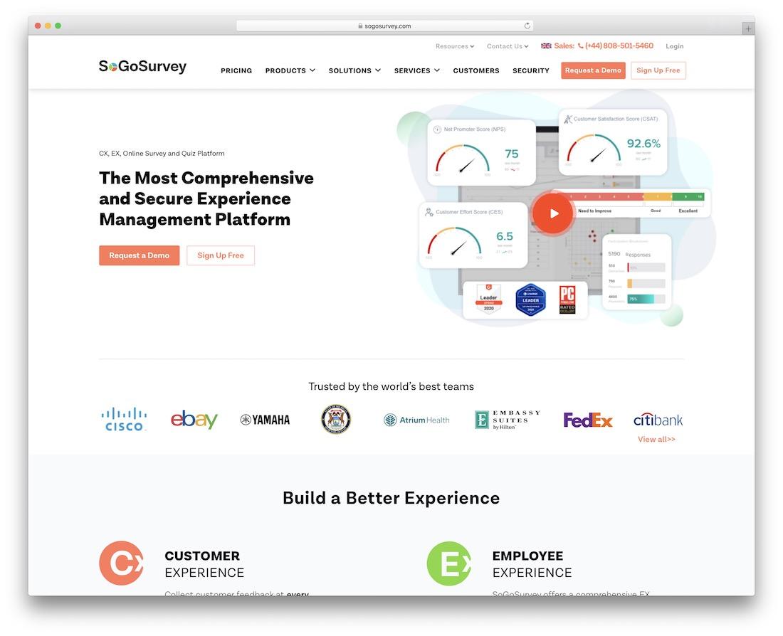 sogosurvey free wordpress survey plugin