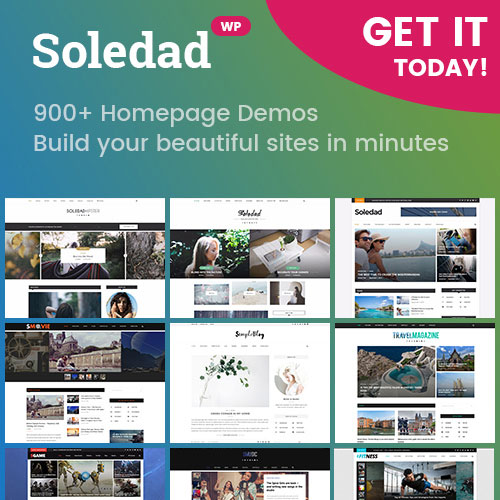 Soledad on colorlib