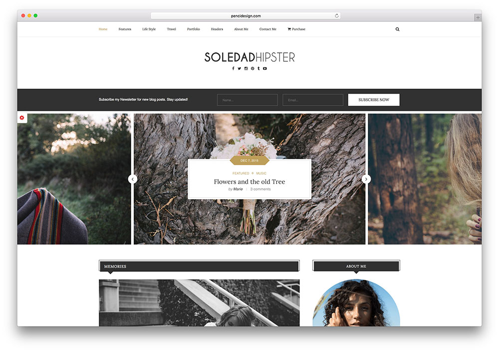 soledad-beautiful-minimal-wordpress-blog-theme
