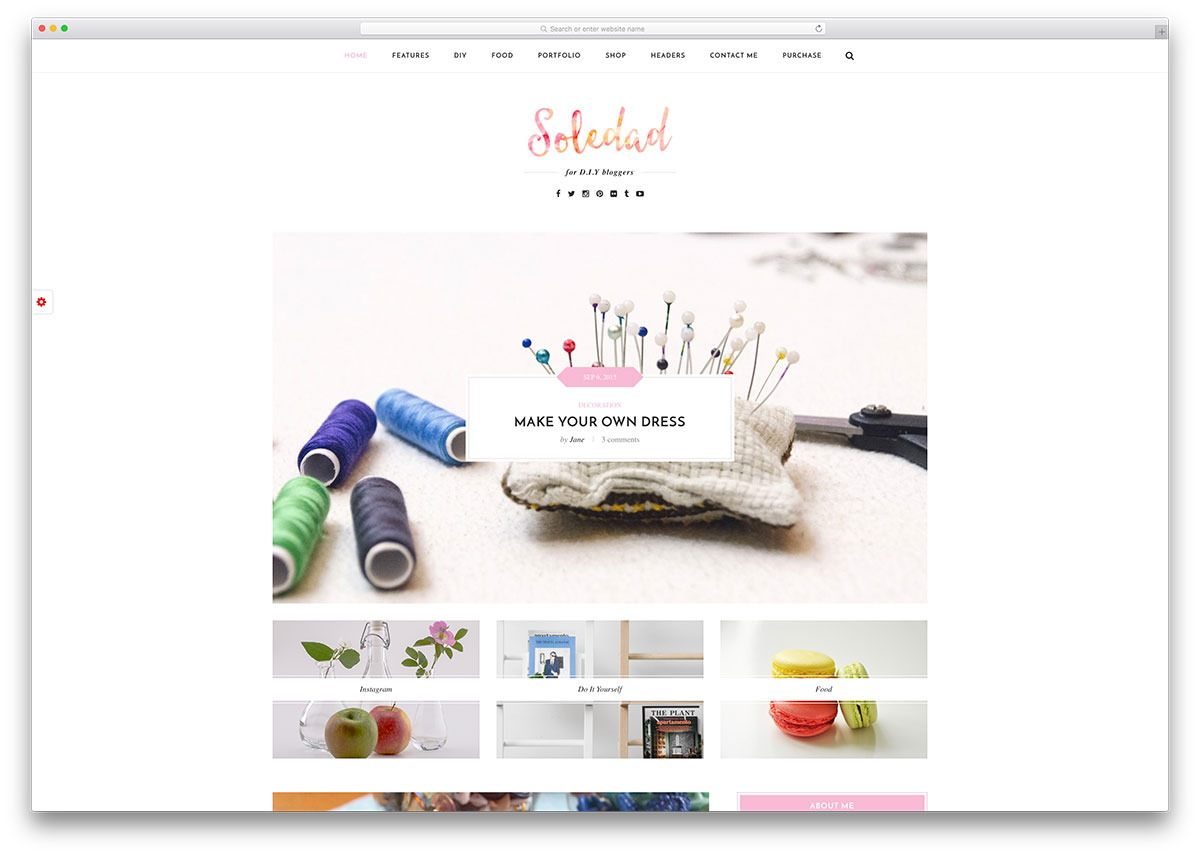 soledad-clean-wordpress-blog-theme