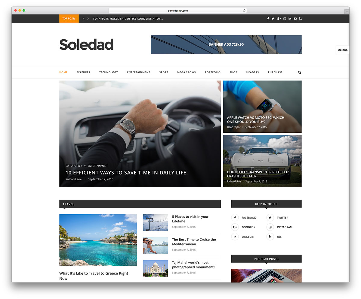 soledad-fast-loading-blog-theme