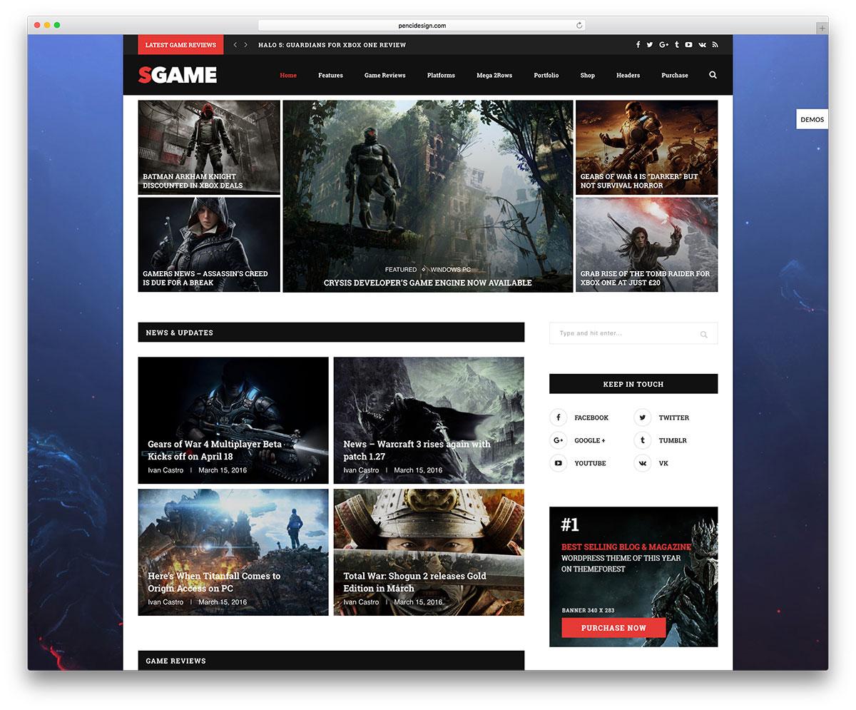 soledad-game-magazine-wordpress-website-theme