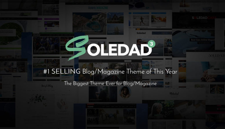 Soledad Theme Review: This Popular WordPress Theme Just Got Better