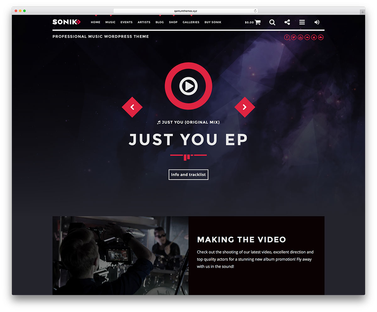 sonik-dark-music-wordpress-template