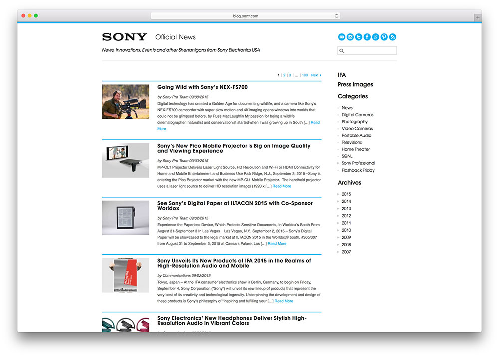 sony-official-news-blog