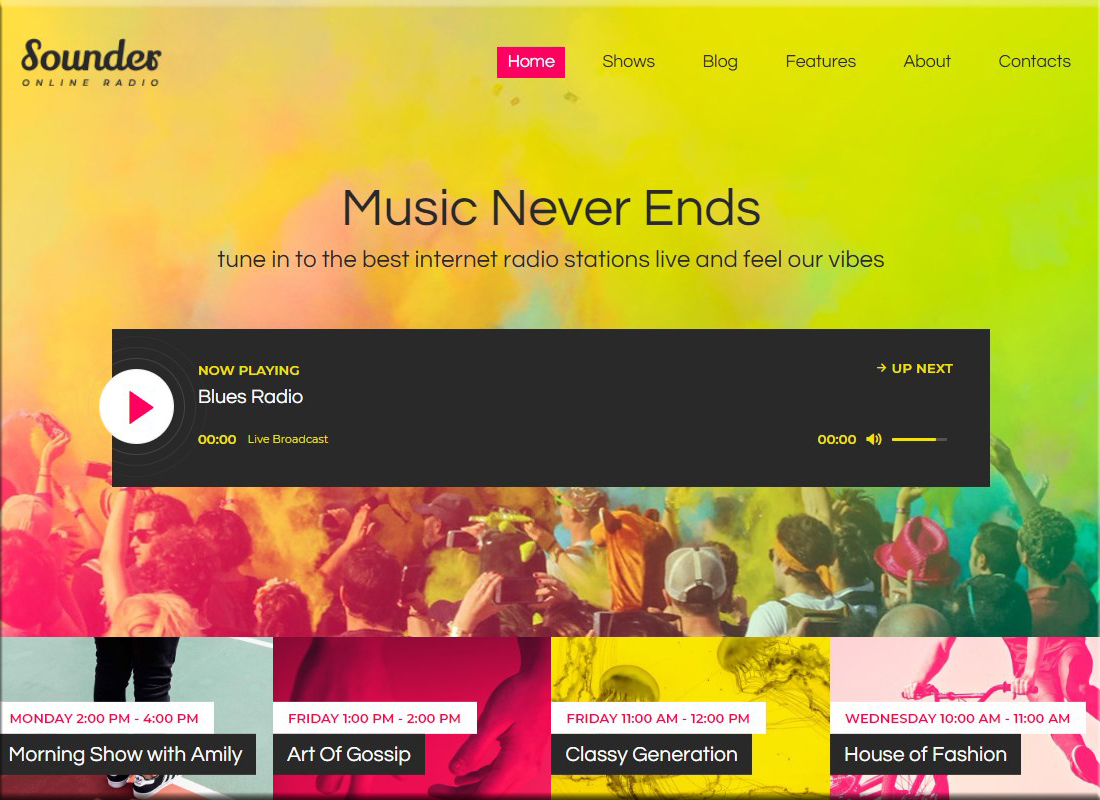 sounder-online-radio-wordpress-theme