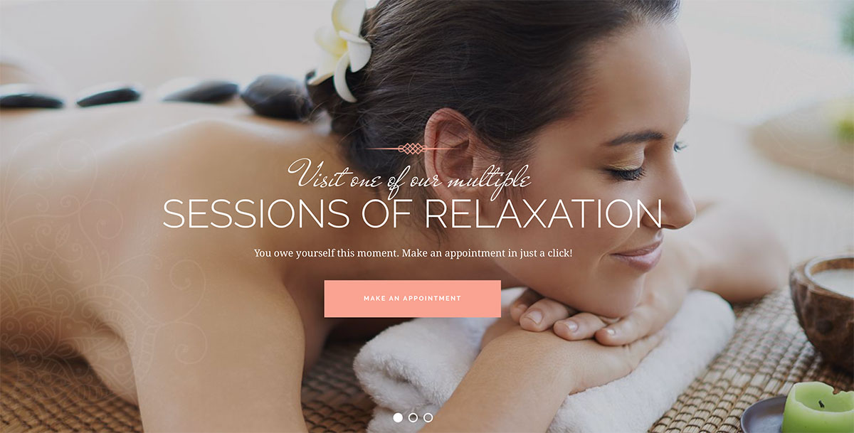20 Stunning Spa & Massage Salon WordPress Themes 2019
