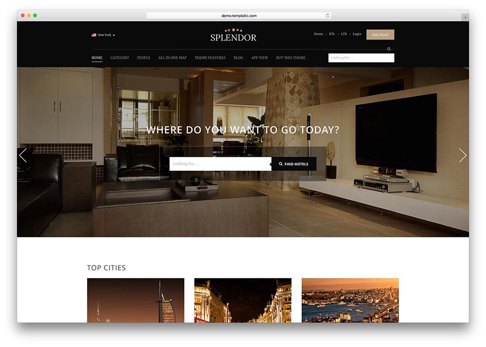 splendor-hotel-directory-wordpres-theme