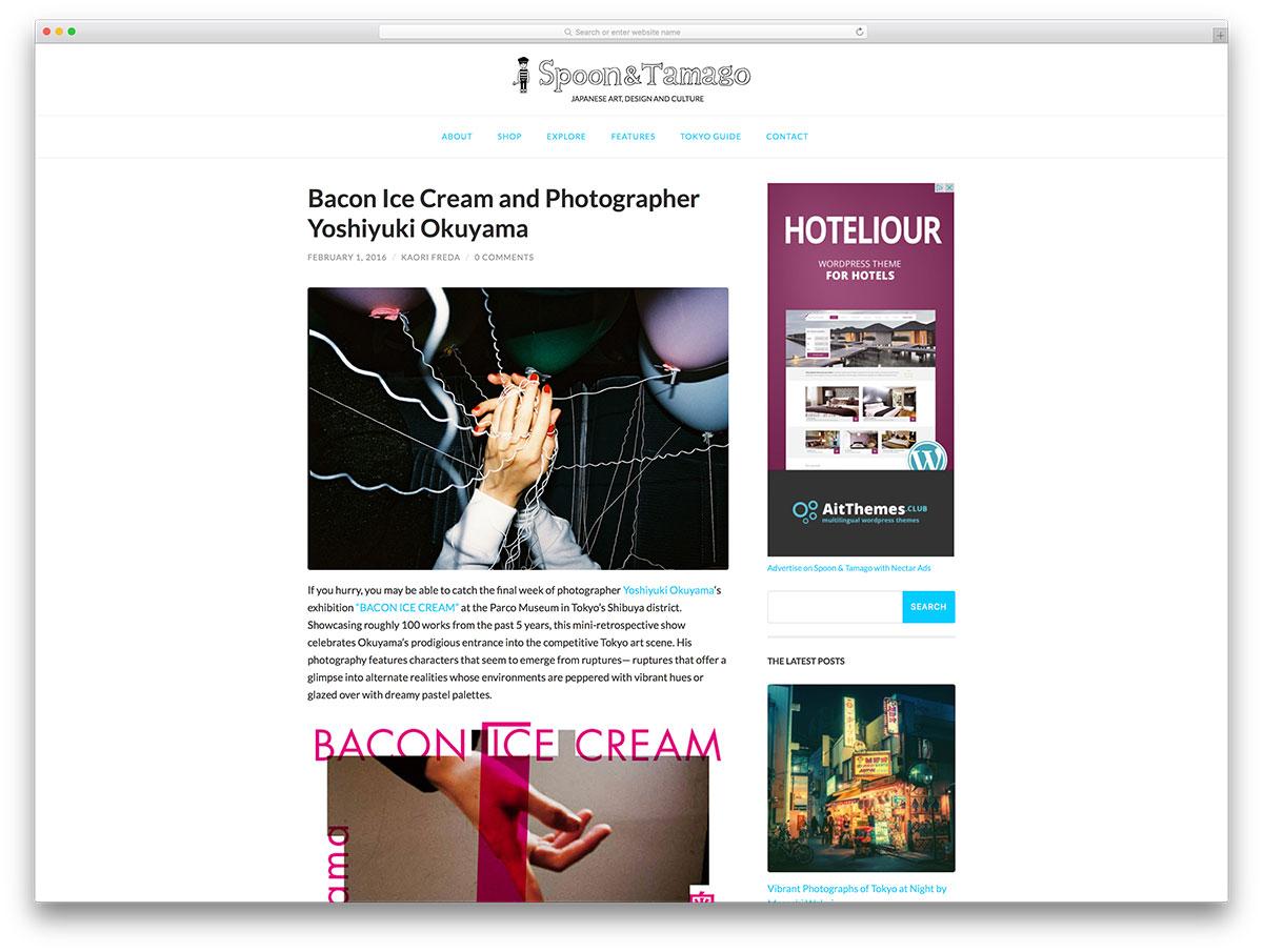 spoon-tamago-creative-wordpress-blog-theme