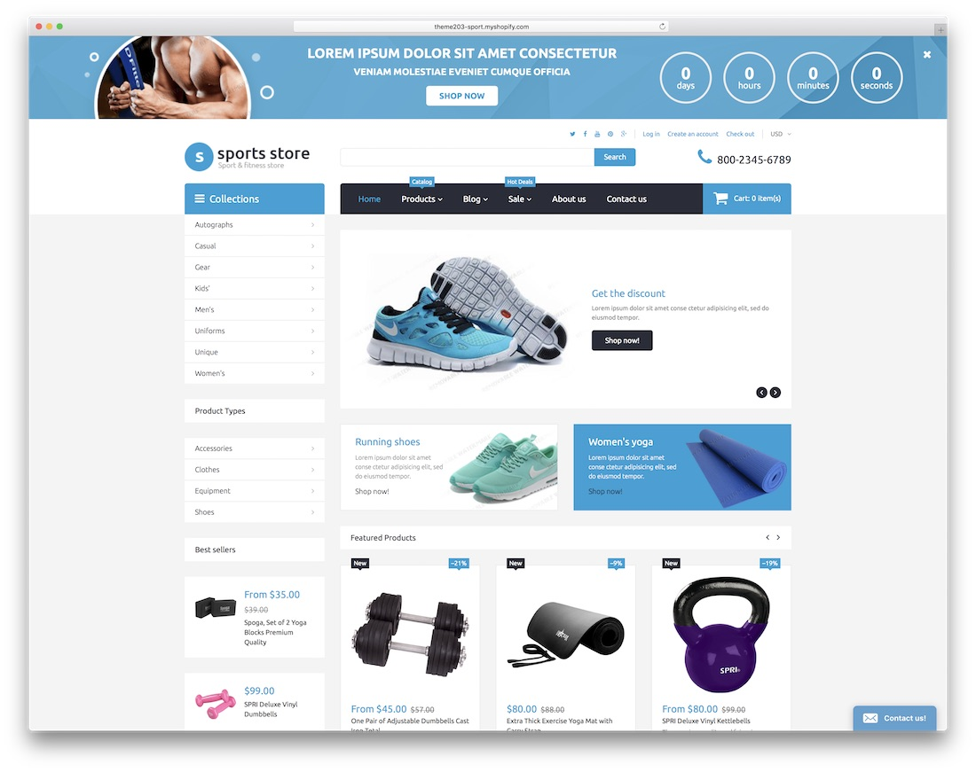 38 Free Best Shopify Themes For Your Online Store 2019 - Colorlib
