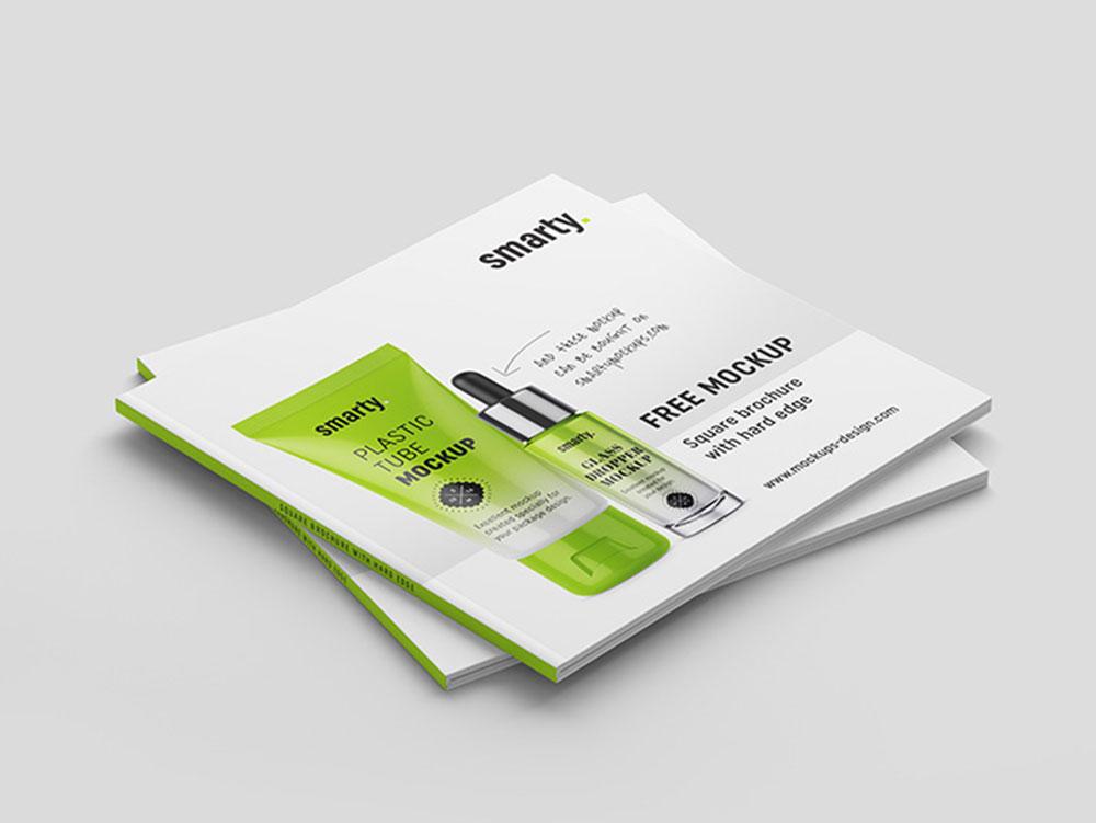 34 Best Free Brochure Mockups & PSD Templates 2019 - Colorlib