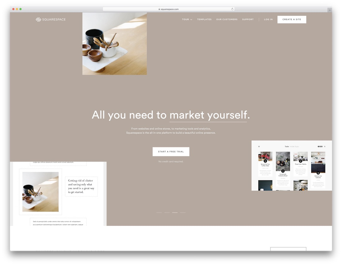 squarespace cheap website builder and hosting
