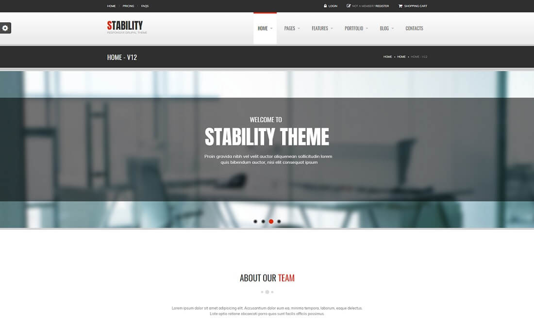 stability ubercart theme
