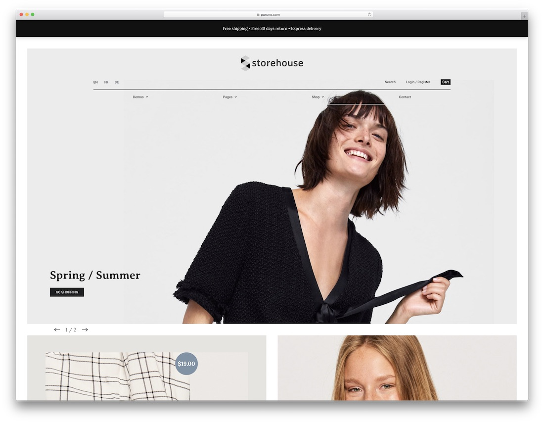 storehouse cheap wordpress theme