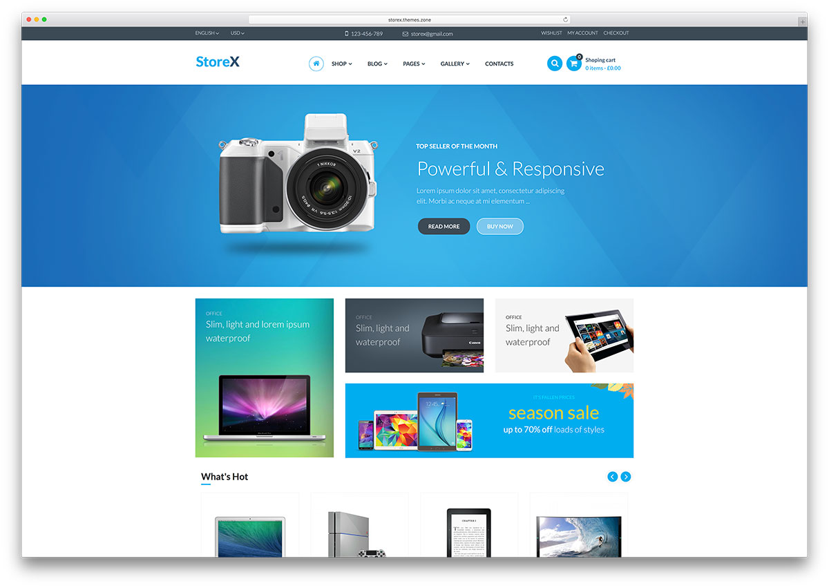 51 Best Woocommerce Wordpress Themes To Build Awesome Estore 2018