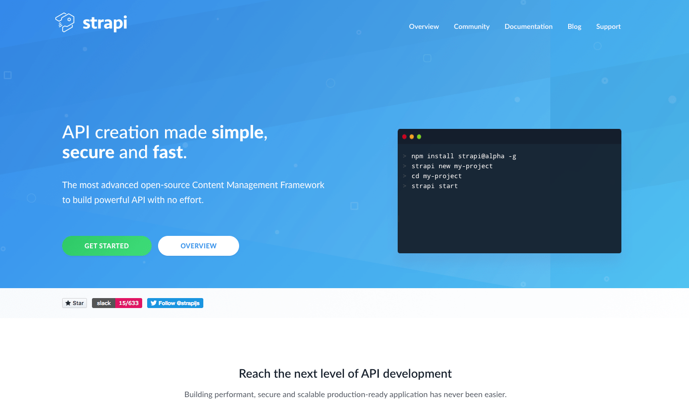 Top 26 Free Node js Frameworks for Web Developers 2019