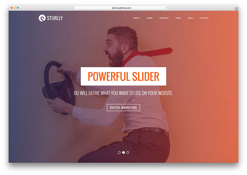 sturlly-creative-theme-with-slider
