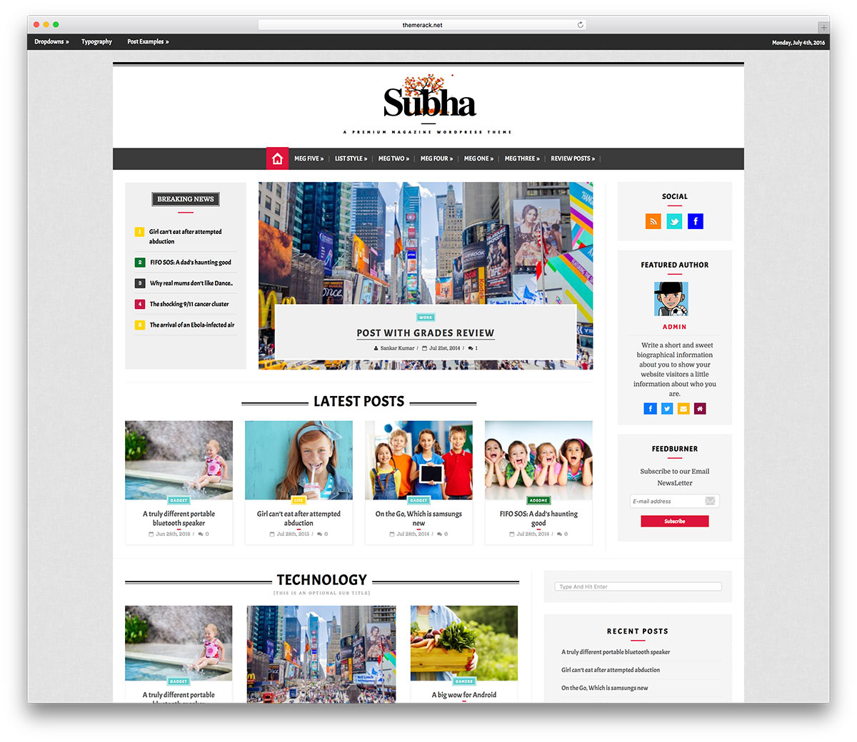 subha-simple-magazine-wordpress-websitte-template