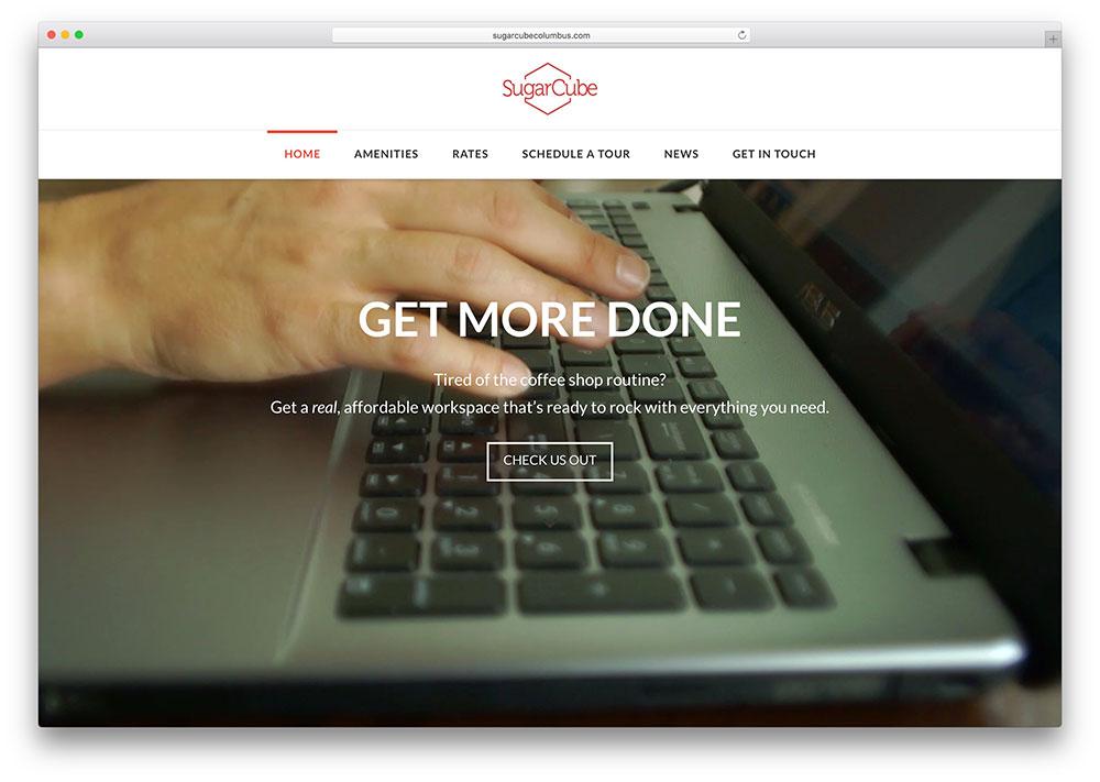 sugarcubecolumbus-co-working-website-using-x-theme