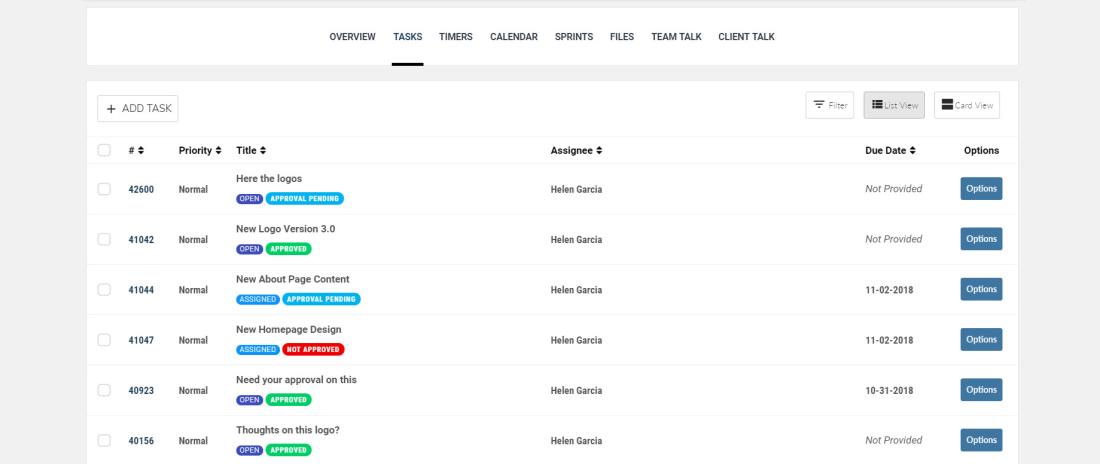 Responsive WordPress Client Portal Plugin