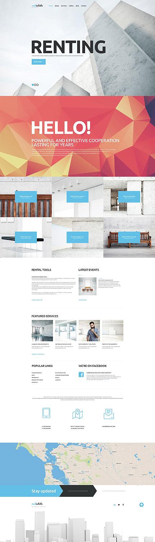 Real Estate WP Theme