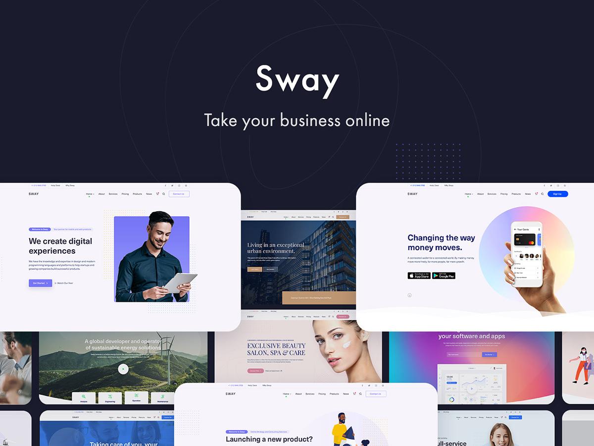 sway wp theme