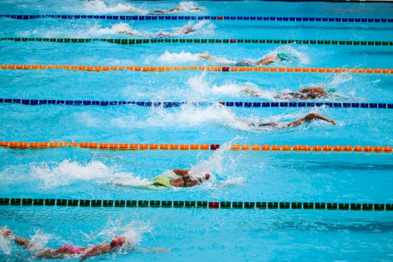 Swimming WordPress Themes