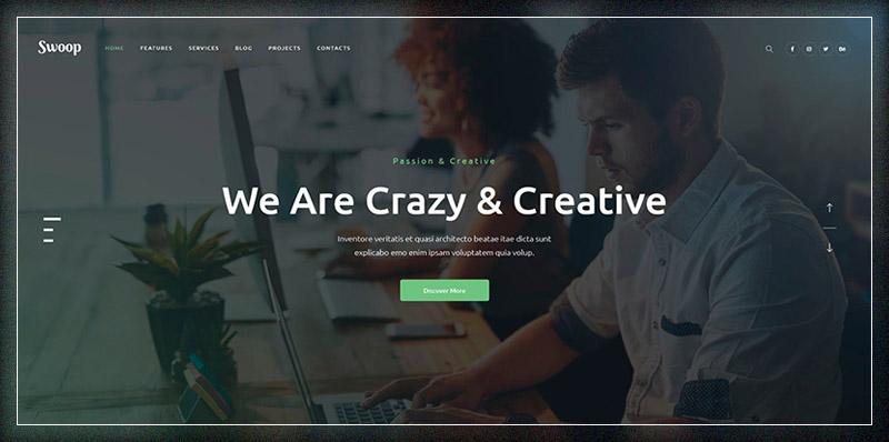 Swoop   Web Studio & Creative Agency