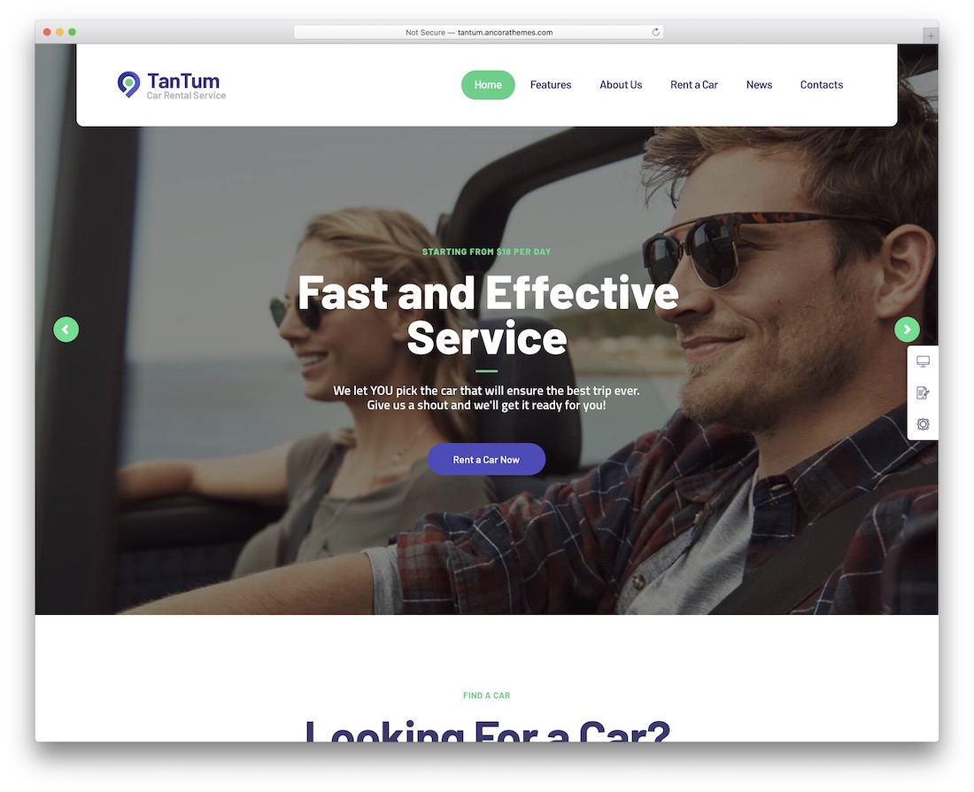 , 13 Best WordPress Taxi Themes 2020, Rojak WP